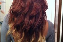 Hair / by Kristina Mooney
