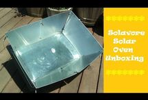 Solar Oven Reviews / A collection with A LOT of people reviewing their Solavore Solar Oven. Lots of videos, lots of happy people...lots of solar oven reviews.