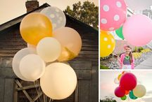 balloons / by Susie Mann
