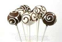 Recipes - CAKE POPS / Cute CAKE POP recipes / by Diane Roark Now Has 2 Blogs!