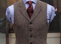 Men Who Stare At Coats