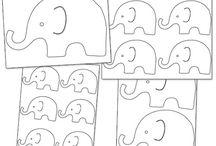 Elephant babyshower