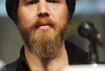 I like your beard  / by Ashley Smith