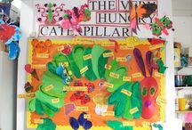 Caterpillars & Butterflies / by Shawna Weiss