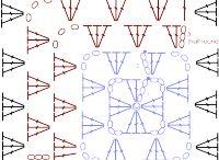 szydełkowe wzory