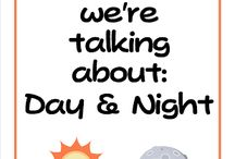 Theme Day and night