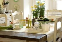 Home - Dining Room / by Heather McKanna