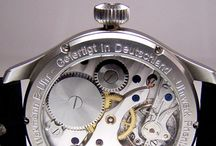 UNIQUE PALADIN 4 - Historical movements in combination with 47mm case / The Paladin4 is a special line of UNIQUE watches, cased in a 47mm stainless steel Case. Transparent back and different decorations and custommade dials are possible...