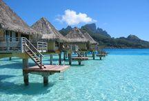 idyllic places /  I would like to go......