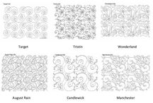 Machine Quilting Patterns / Machine Quilting Patterns