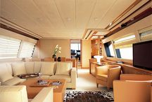 Yachts / Design on board