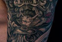 Halbarm Tattoos