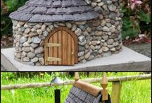 miniatury ogrodowe