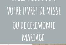 livret mariage