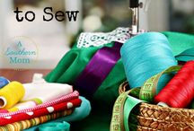 Sewing Inspiration / My new hobby
