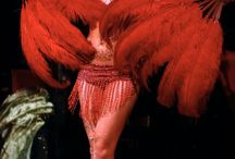 Burlesque Feather Fans / Fan Dancing