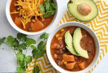 Vegan Soup Challenge / Vegan soup recipes featuring seasonal veggies. Plus tips for pantry prep, kitchen set-up, and saving leftovers. Free challenge starts February 2016. Join us!  http://j.mp/vegansoupchallenge