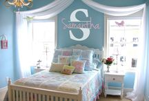 Big girls new rooms
