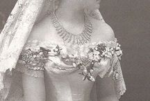 Tiary angielskie - Connaught Fringe Tiara