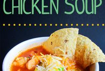 Soups, Stews, & Chili  / by Aterra Lowe
