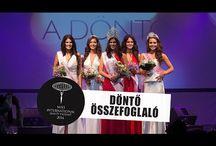 Miss International Hungary 2014 / A Miss International Hungary 2014 rengeteg forradalmi újítást hozott a szépségversenyek világába. A versenyzők szigorú és többszintű kiválasztási rendszeren átjutva a középdöntőről egyenesen egy 13 hetes felkészítési időszakba jutottak, amely egy reality anyagát szolgáltatta, amely révén meg tudtuk mutatni a közönségnek, hogy milyen komoly munka egy szépségkirálynő felkészítése és a felkészülés.  www.missinternational.hu
