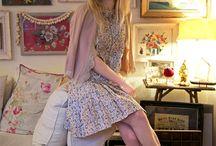 Martha Ward / Fashion stylist Martha Ward