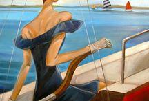 Trish Biddle / by Miriam Bart