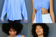 Recyclage chemise