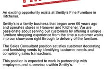 Careers / Join the Smitty's Team!