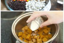 Fall potluck / by Amber Nelson
