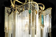 Art Deco Lights