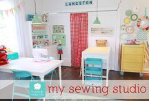 My Sewing Studio