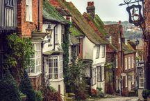 Great Britain + London + Cambridge