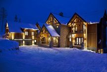 Mountain Homes / www.windsorwindows.com / by Windsor Windows & Doors