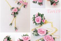Çiçek takılar⭐️⭐️