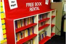 Library / by Christen Baker