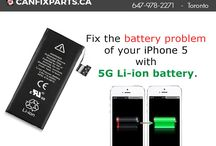 iPhone Battery Canada