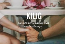 Palabras, Frases.