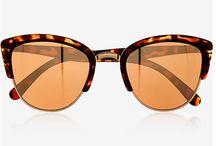 Sunnies / Favorite sunglasses