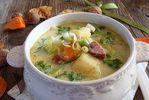 zupy i inne dania