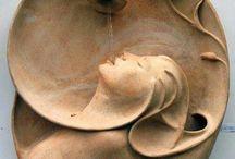 Trabajos de Arcilla, Barro, Piedra muy Elegantes
