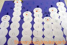 Snowmen / by Sandra Harworth