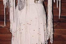 indiánské oblečení