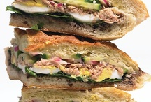 Sandwich Recipes / A collection of sandwich and burger recipes. / by LALAINE MANALO