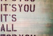 Lovable Lyrics / by Madeline Eussen