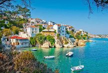 Greece / Everything you need to know about travelling to Greece, including news, advice and inspiration / by Telegraph Travel