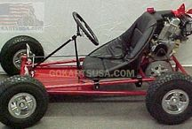 Road Rocket Gokart Kit / Remember the Vintage Karts of the 60s? Don't want an off-road kart? Want a race type kart without the race kart price? THIS IS IT!! The only one still manufactured today. MADE-IN-USA. engine sold separately. painting and assembly required