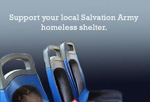 Fighting Homelessness / How the Salvation Army has been fighting to save men and women from poverty.