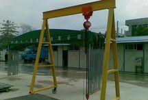 Ellsen high quality 2 ton gantry crane for sale
