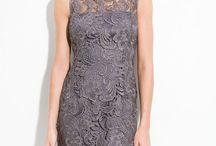 Lace / Sheath dress